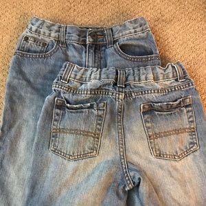 2 Piece Bundle of Boys Arizona Jeans